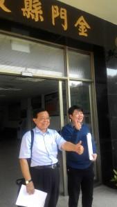 台灣工黨加入金門選戰 戰況愈來愈熱鬧